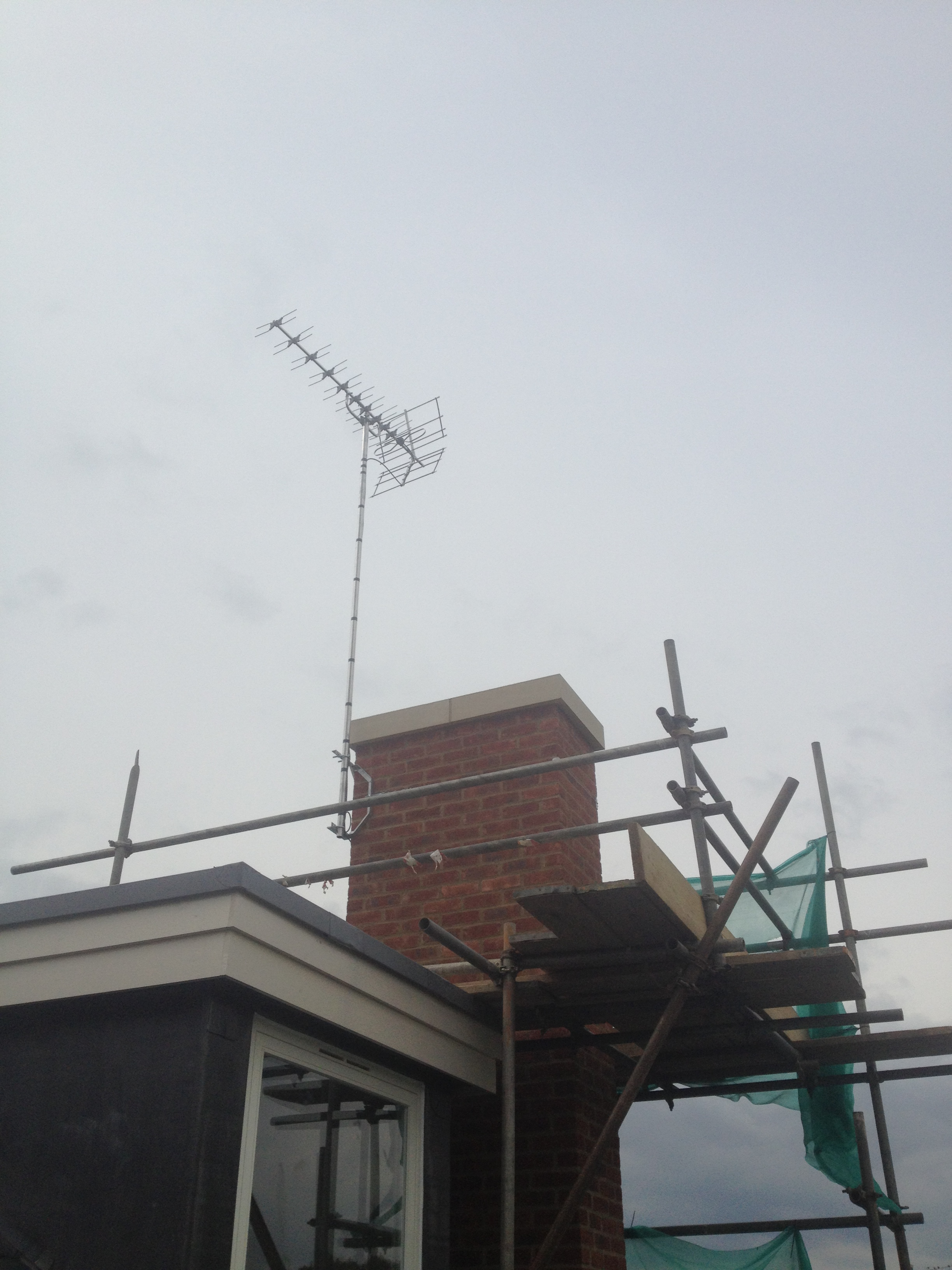 TV aerial installation in Berkhamsted