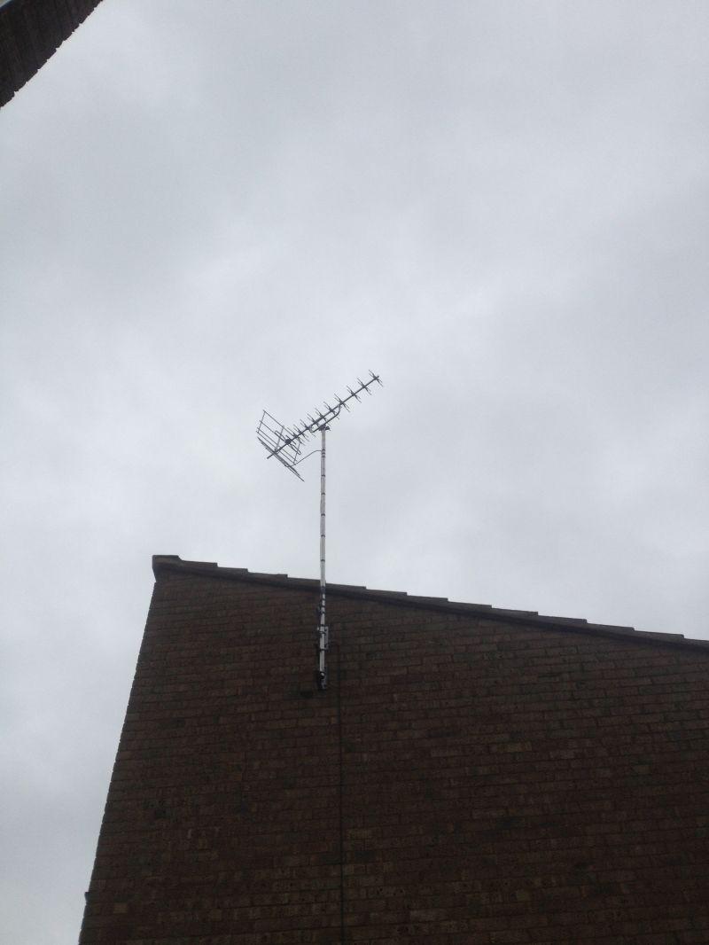 TV aerial installer Milton Keynes