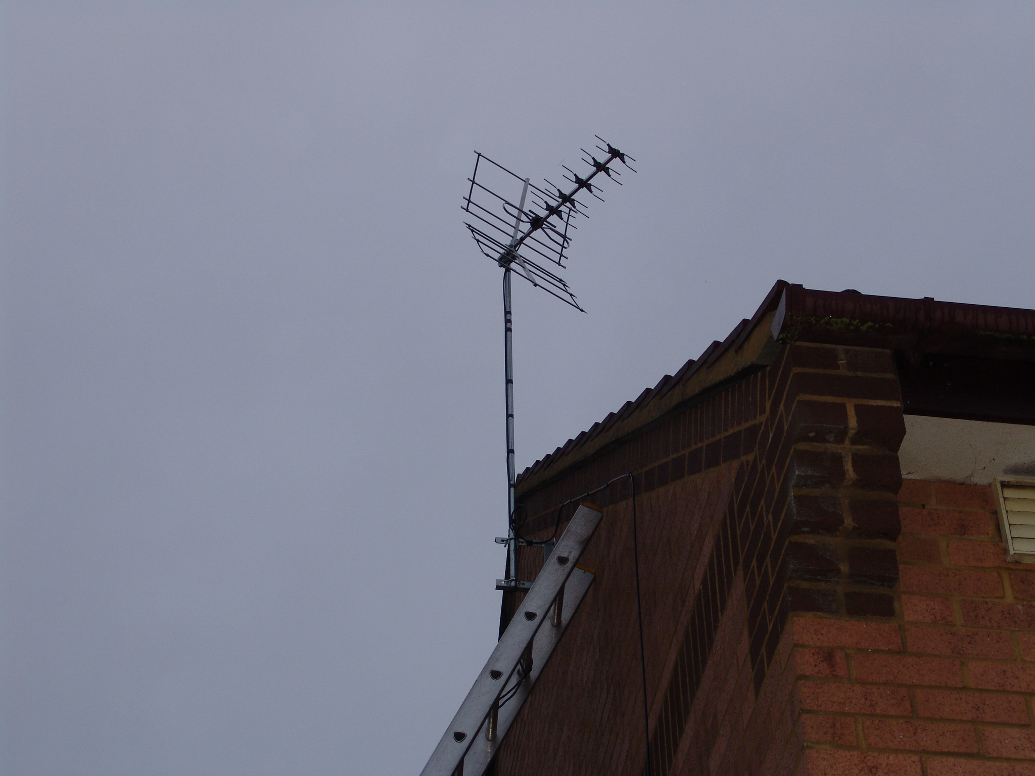 TV aerial installation in Emerson Valley, Milton Keynes
