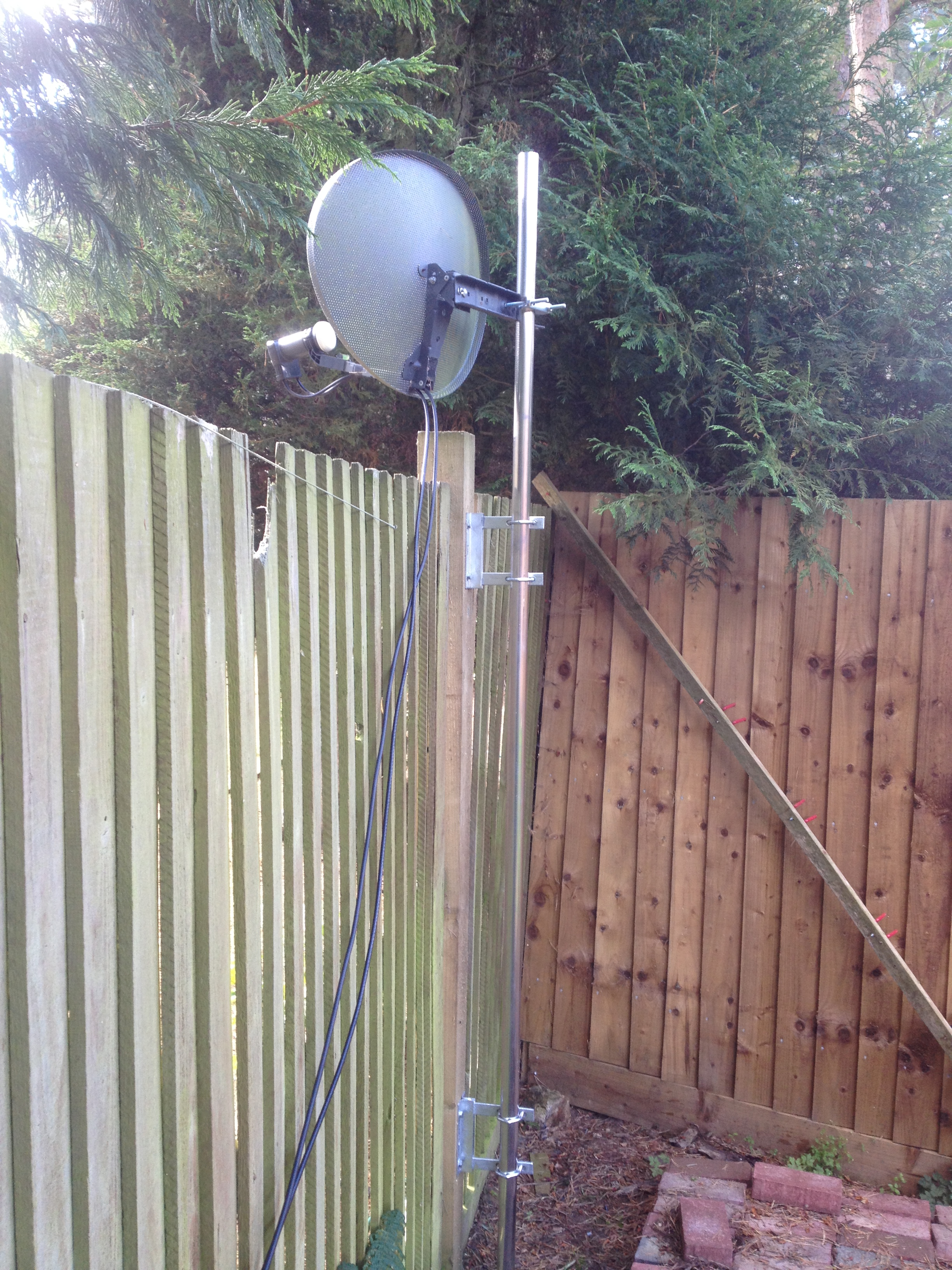sky dish repair in leighton buzzard