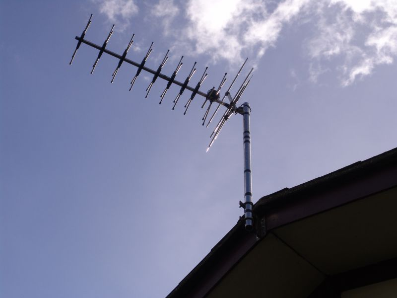 new tv aerial installer in bletchley